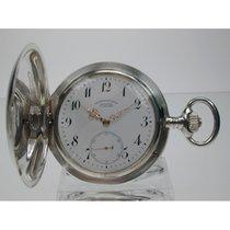 Glashütter Uhrenfabrik Union, Silber Savonette-Taschenuhr