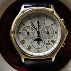 Ebel Perpetual Calendar Chronograph Yellow Gold