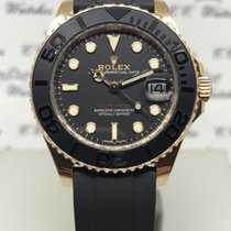 Rolex Yacht master rose gold 37mm 268655