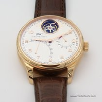 IWC Limited Edition Portuguese Mystery Floating Tourbillon
