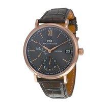 IWC Men's IW510104 Portofino Hand Wind Watch