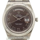 Rolex Oyster Perpetual Day Date II Ref. 218239 LC100