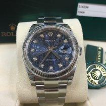 롤렉스 (Rolex) Cally - 116234 Datejust Black Jubilee Diamond 36mm...