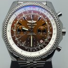 Breitling FOR BENTLEY MOTORS CHRONOGRAPH BOX PAPERS LIKE NEW