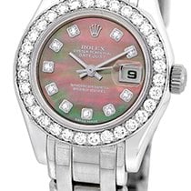 "Rolex Factory Diamond ""Masterpiece/Pearlmaster""."