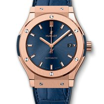 Hublot Classic Fusion Blue King Gold Automatic 45mm