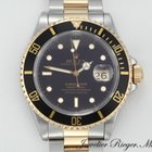 Rolex SUBMARINER DATE 16613 STAHL GOLD 750