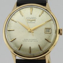 Duward Continual Automatic 18K Gold 1282