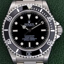Rolex Submariner 14060M NoDate 4 Lines Box&Papers
