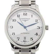 Longines Master 39 Automatic Steel