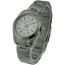 Rolex Unworn 176234 No Date Oyster Perpetual in Steel with...