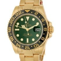 Ρολεξ (Rolex) Gmt II 116718ln Yellow Gold, 40mm