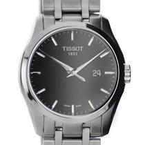 Tissot watch Couturier Quartz black dial