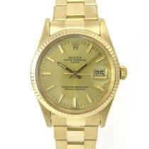 勞力士 (Rolex) Date Vintage Gold 15038