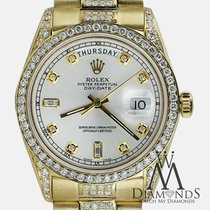 Rolex Men's Rolex President 18k Gold Day-date 18038...