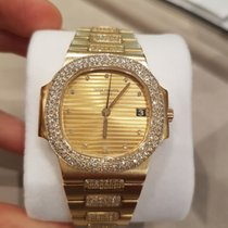 Patek Philippe NAUTILUS YELLOW GOLD 3800/05J