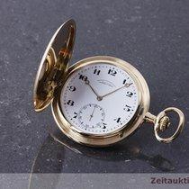 A. Lange & Söhne 14k (0,585) Gold 1923 Savonette Taschenuh...
