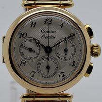 Condor Genève Chronograph, 18ct. Gold, Bj. 1999
