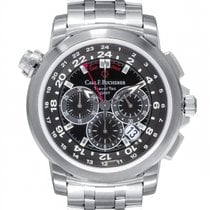 Carl F. Bucherer Carl F.  Patravi TravelTec Chronograph...