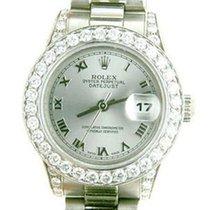 Rolex President 26mm 18k White Gold 179239 K 2006 Mint