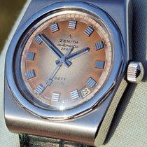Zenith Defy 1973 Diver Sub 300 Mt. Acciaio Automatic 28800