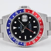 Rolex GMT-Master II Cal. 3186 Rectangular Dial Z8 Paper Full Set