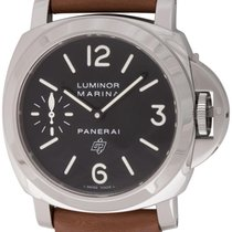 Panerai : Luminor Marina Logo :  PAM 005 :  Stainless Steel...