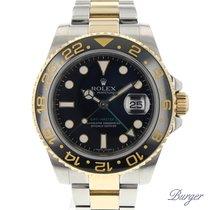 Rolex Gmt-Master II Gold/Steel