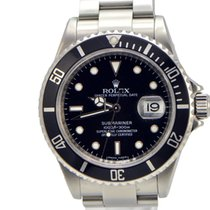 Rolex Submariner / Stainless Steel / Engraved M Series