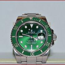 """Rolex Submariner Date """"Ghiera-Quadrante Verde"""""""
