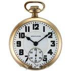 Hamilton pocket watch 992