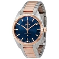 Omega Men's 13020392103001 Globemaster Co-Axial 39 Mm