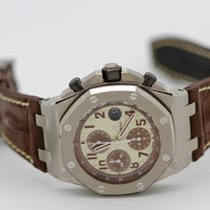 Audemars Piguet Royal Oak Offshore Safari Skeleton Back