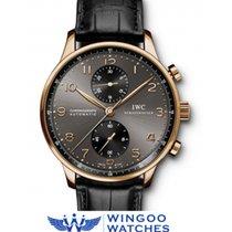 IWC - Portoghese Chronograph Ref. IW371482