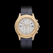 Cartier Panthere Cougar Anniversary Chronograph 18k Yellow...