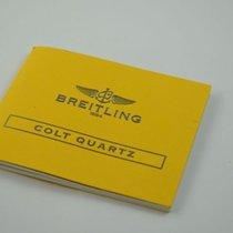 Breitling Anleitung Manual Colt Quartz 5