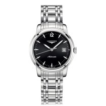 Longines Saint-Imier Stainless Steel Automatic Mens Watch...