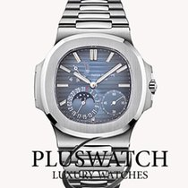 Patek Philippe Nautilus MoonPhase Blue Dial 4338mm September...