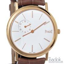 Piaget Antiplano 18k Rose Gold Manual Winding Watch 34mm GOA39105