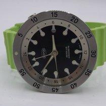 Ikepod Seaslug Chronometre GMT