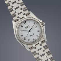 Tudor Pre-Owned  Monarch stainless steel quartz watch