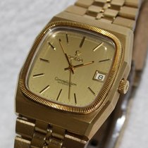 Omega Constellation 18k Gold Bezel Automatic New Old Stock -...