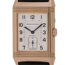 Jaeger-LeCoultre : Reverso Duo :  270.2.54 :  18k rose gold