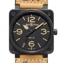 Bell & Ross BR 01-92 HERITAGE BR0192-HERITAGE