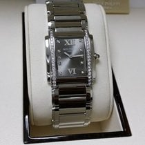 Patek Philippe 4910/10A Lady Steel Diamond Twenty-4 Eternal...