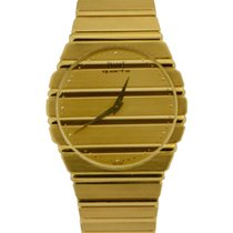 Piaget Polo 18k Yellow gold Quartz Watch