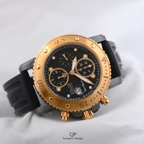 Montblanc Sport Chronograph Tantalum Red Gold