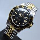 Ρολεξ (Rolex) GMT Master 16753 Gold Steel Mint LC EU Papers...