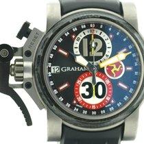 Graham Chronofighter Oversize TT Isle of Man