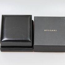 Bulgari Uhrenbox / Leder / mit Original Umkarton